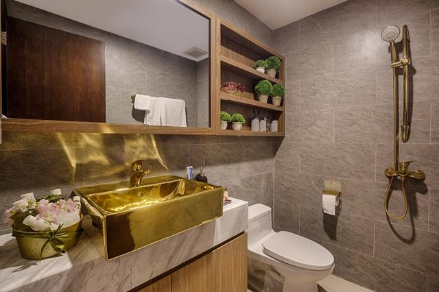 Ra mắt căn hộ thực tế dự án dát vàng Hòa Bình Green Đà Nẵng - 4