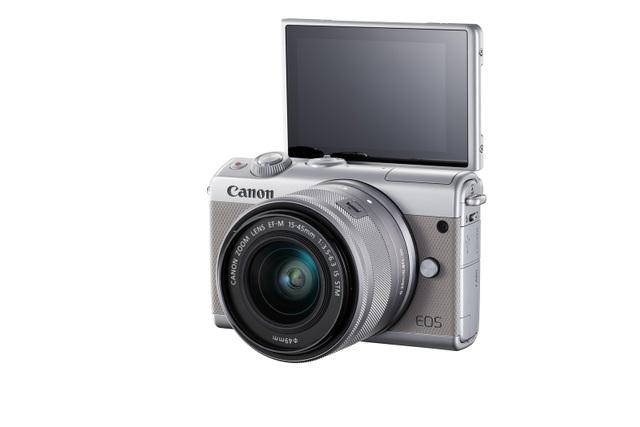 Canon EOS M100 sẽ chính thức bán ra vào đầu tháng 10, giá hơn 13 triệu đồng - 2