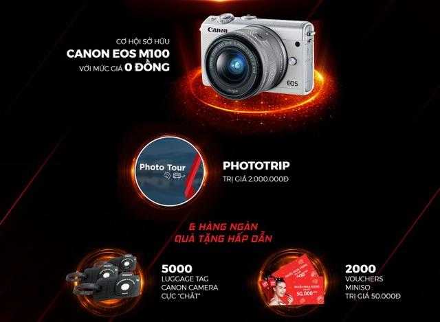 """Canon trình diễn sản phẩm """"khủng"""" tại Canon EXPO lớn nhất Việt Nam - 2"""