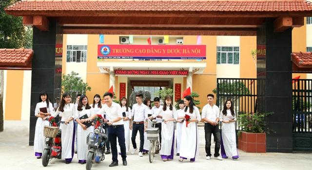Trường Cao đẳng Y Dược Hà Nội thông báo tuyển sinh năm 2017 - 2