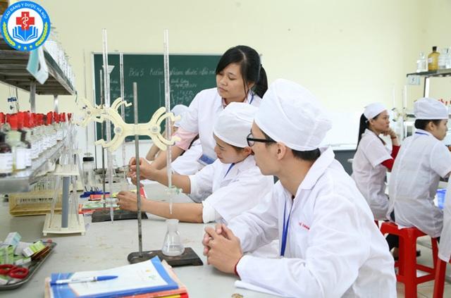 Trường Cao đẳng Y Dược Hà Nội thông báo tuyển sinh năm 2017 - 3
