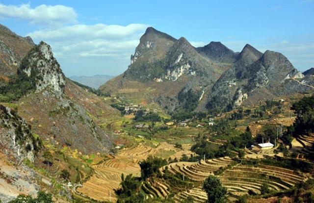 Nơi đây được công nhận là công viên địa chất toàn cầu của UNESCO.