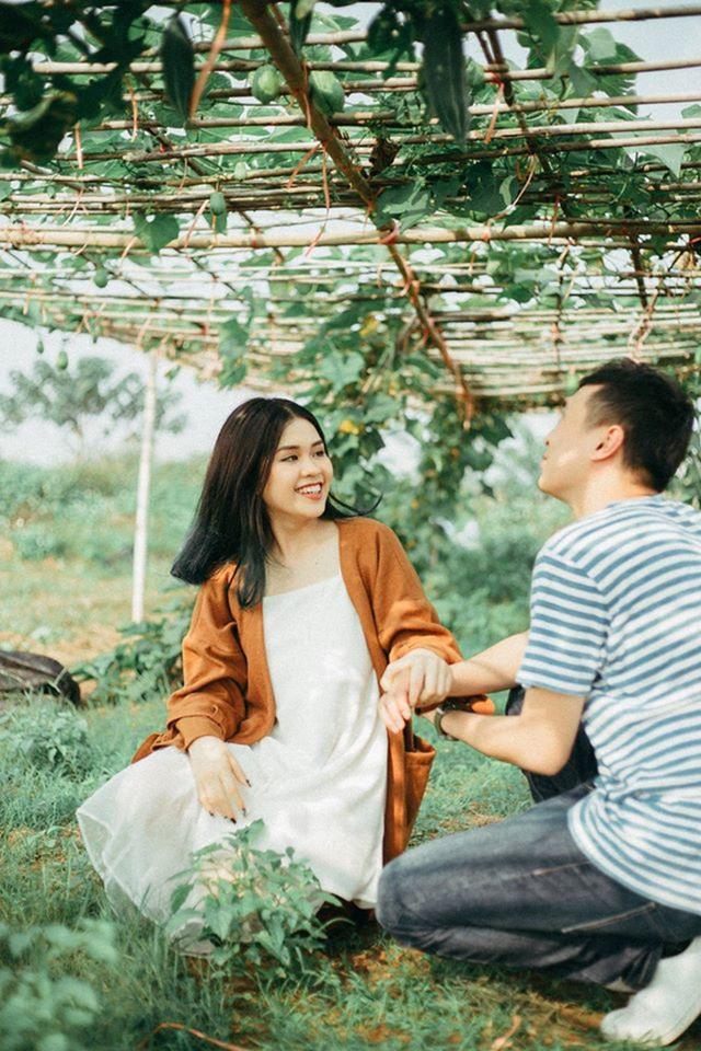 """Quỳnh Như nghĩ rằng, tình yêu của hai bạn tuy không hoa mỹ nhưng """"cứ yêu nhau thì ngày nào cũng là Valentine, không cần có một ngày đặc biệt để thể hiện tình yêu""""."""