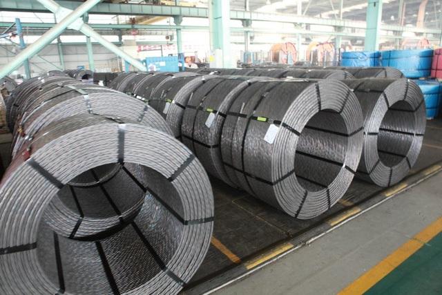 Nhà máy sản xuất thép dự ứng lực của Hòa Phát sẽ được triển khai ngay sau khi được giao đất vào quý I/2018.
