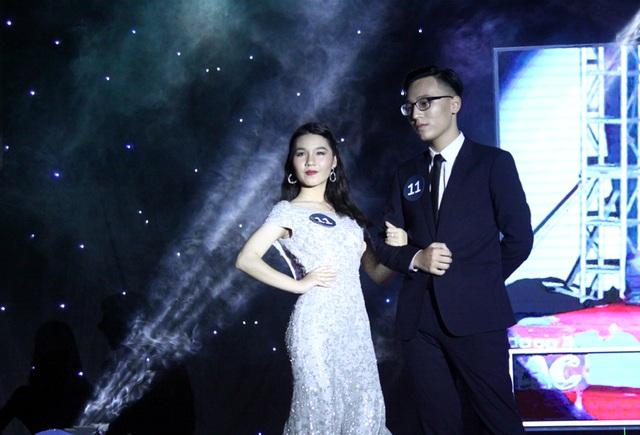 Cặp đôi lọt vào Top 5 Chu Nhật Minh và Đỗ Phương Linh