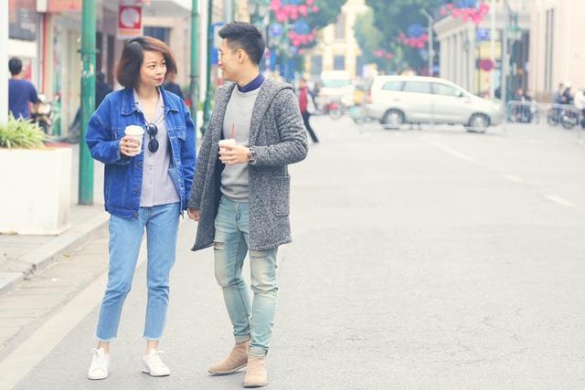 Cặp đôi có sở thích đi dạo, đọc sách, trò chuyện cùng nhau vào những lúc rảnh rỗi