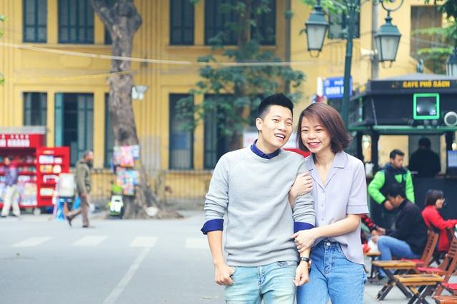 Trước khi chính thức yêu nhau, Linh – Oanh là những người bạn tâm đầu ý hợp