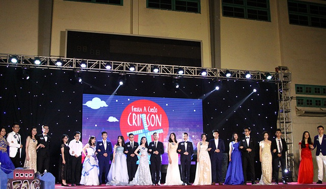 Toàn cảnh 11 cặp đôi tham dự đêm chung kết Fiesta A Cielo 2017