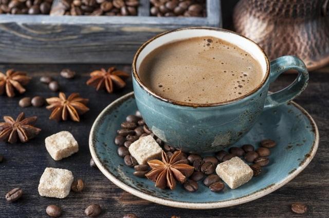 Cà phê cay- Morocco