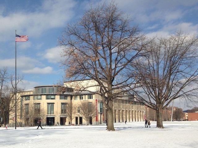 Đại học Carnegie Mellon.