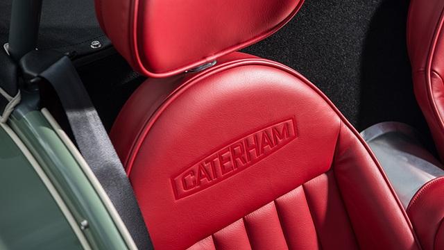 Caterham Seven Sprit - Bước ra từ quá khứ - 11