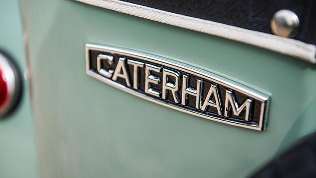 Caterham Seven Sprit - Bước ra từ quá khứ - 8