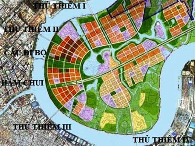 Cầu Thủ Thiêm 4 đóng vai trò quan trọng trong việc giải quyết ùn tắc giao thông khu đô thị phía Nam thành phố