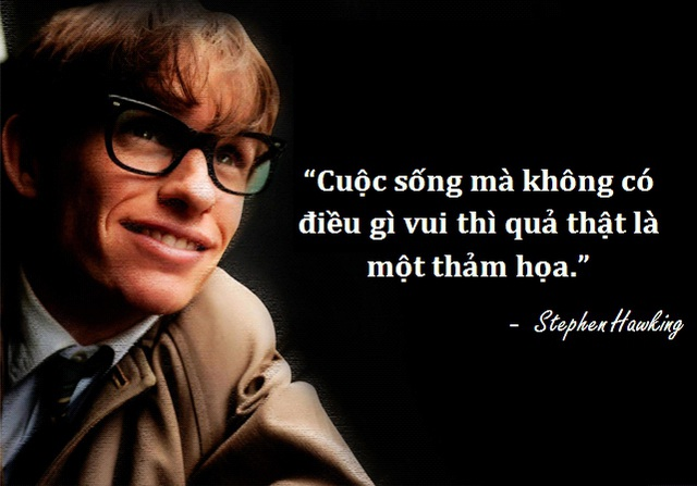 Những câu nói để đời của thiên tài vật lý Stephen Hawking - 4