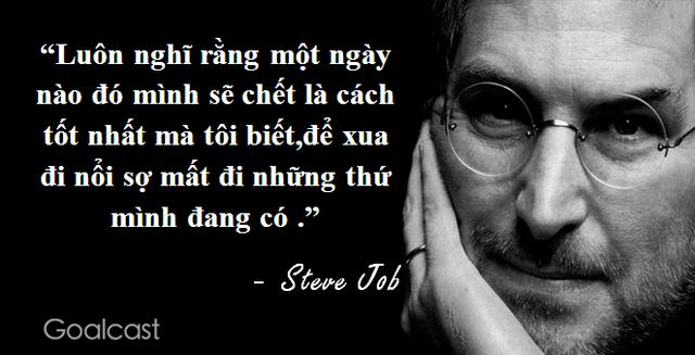 """Những câu nói truyền cảm hứng """"bất hủ"""" của Steve Jobs - 3"""