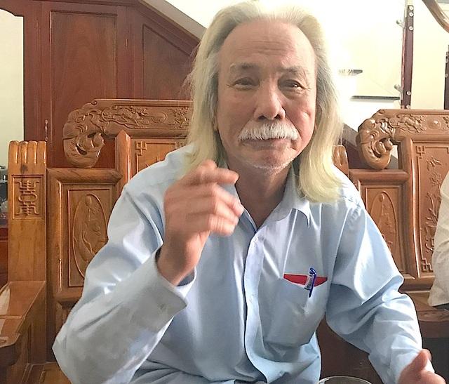 Ông Nam nói: Qua nhiều phiên tòa, bản án vẫn giữ nguyên những quyết định liên quan, đất vẫn được cấp cho bà Phạm Thị Cúc khiến chúng tôi vô cùng chán nản....