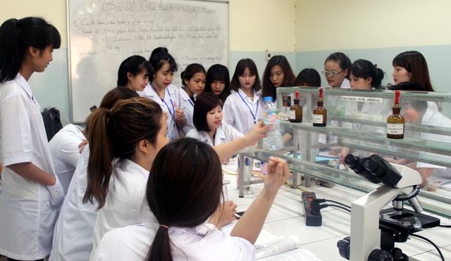 Trường Cao đẳng Dược Hà Nội: Vì mục tiêu chăm sóc sức khỏe cộng đồng! - 2