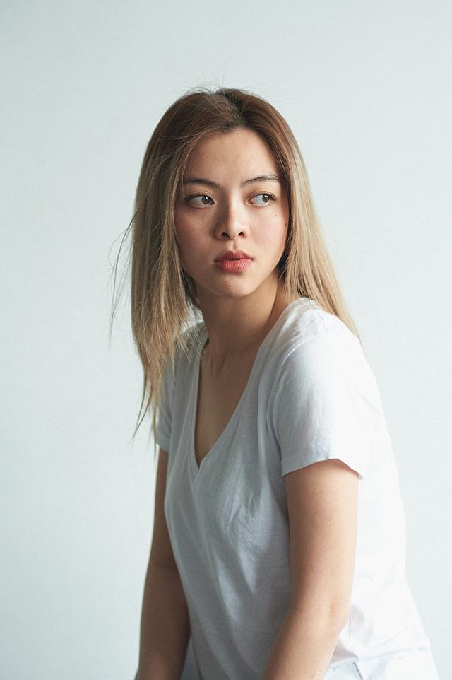 """Khuôn mặt """"không make- up"""" xinh đẹp của con gái Việt - 4"""