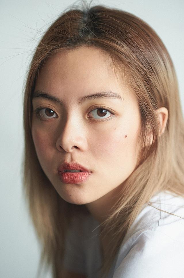 """Khuôn mặt """"không make- up"""" xinh đẹp của con gái Việt - 3"""
