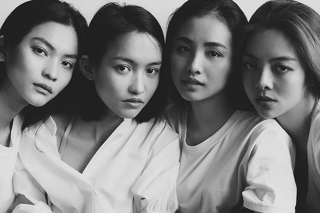 Nhân ngày Quốc tế phụ nữ 8/3, bộ ảnh khoe mặt mộc hoàn toàn của các cô gái đang gây được nhiều chú ý của cư dân mạng.