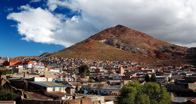 Ngọn núi được mệnh danh Núi ăn thịt người