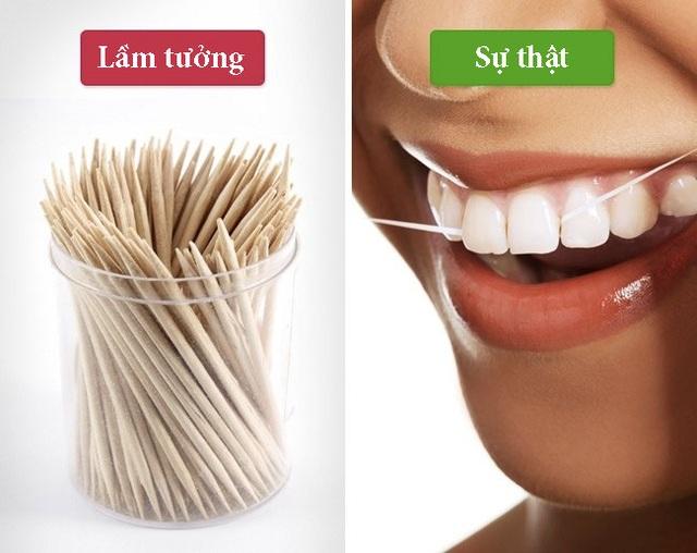 10 quan niệm lỗi thời khi chăm sóc răng miệng - 5