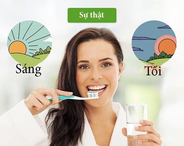 10 quan niệm lỗi thời khi chăm sóc răng miệng - 6