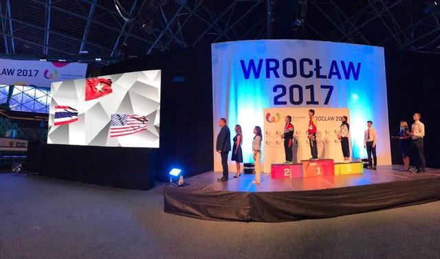 Đánh bại võ sĩ Thái Lan, Bùi Yến Ly giành HCV Muay thế giới - 3