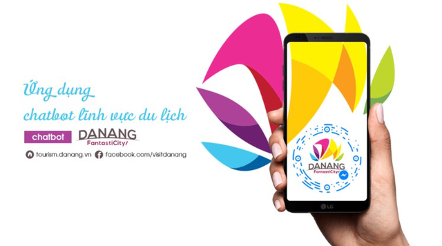 Ngành du lịch Đà Nẵng vừa đưa vào hoạt động thí điểm ứng dụng chatbot phục vụ du khách dịp APEC