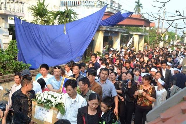 Thi thể bé gái bị sát hại ở Nhật đã về quê nhà Hưng Yên - 3