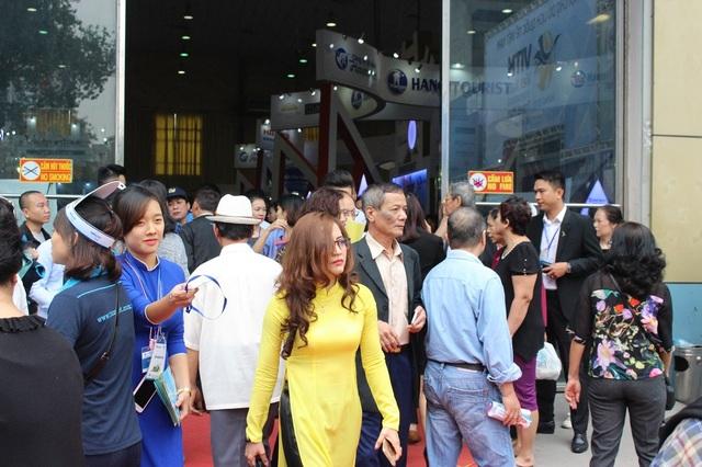 Hội chợ Du lịch Quốc tế Việt Nam 2017 sẽ diễn ra từ ngày 6 – 9/4 tại Cung văn hóa Hữu nghị Hà Nội với nhiều hoạt động ấn tượng, hấp dẫn.