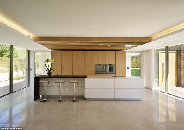Một phòng bếp