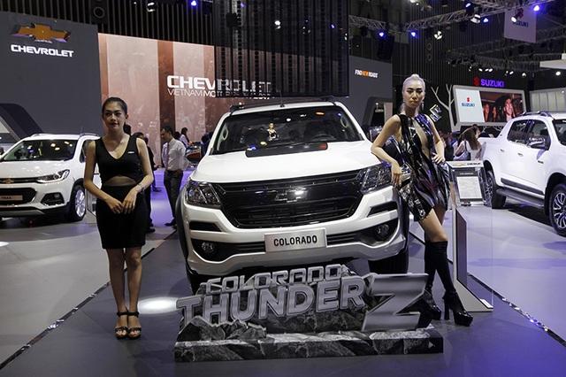 """Chevrolet - """"Chất Mỹ"""" kiểu mới trong bước tiến của công nghiệp ôtô thế giới - 4"""