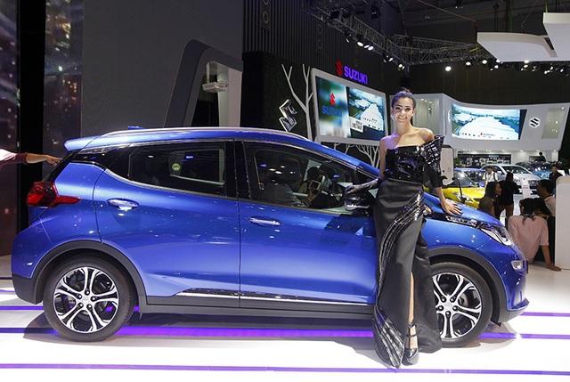 """Chevrolet - """"Chất Mỹ"""" kiểu mới trong bước tiến của công nghiệp ôtô thế giới - 13"""