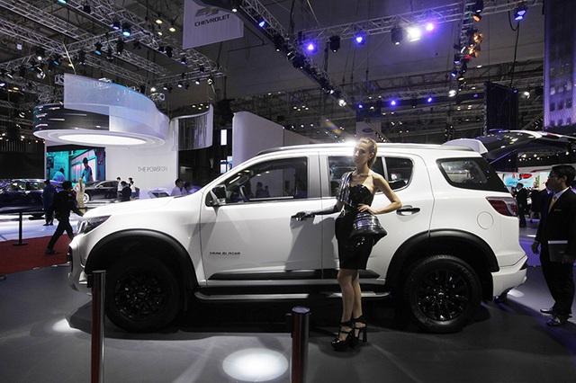 """Chevrolet - """"Chất Mỹ"""" kiểu mới trong bước tiến của công nghiệp ôtô thế giới - 18"""