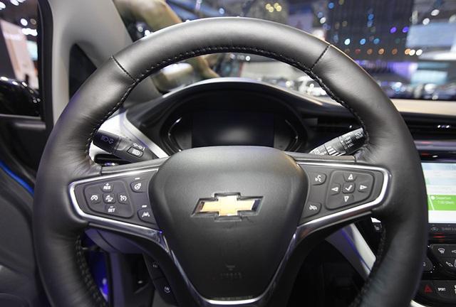 """Chevrolet - """"Chất Mỹ"""" kiểu mới trong bước tiến của công nghiệp ôtô thế giới - 9"""
