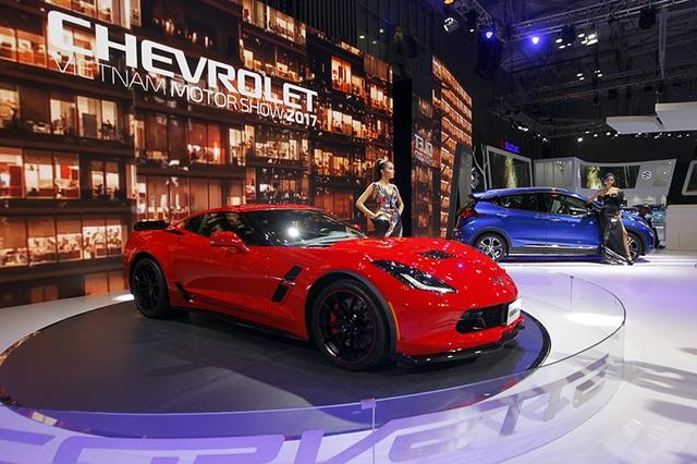 """Chevrolet - """"Chất Mỹ"""" kiểu mới trong bước tiến của công nghiệp ôtô thế giới - 2"""