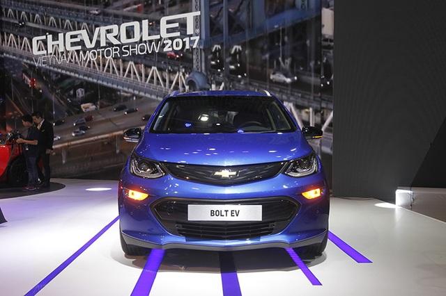 """Chevrolet - """"Chất Mỹ"""" kiểu mới trong bước tiến của công nghiệp ôtô thế giới - 7"""