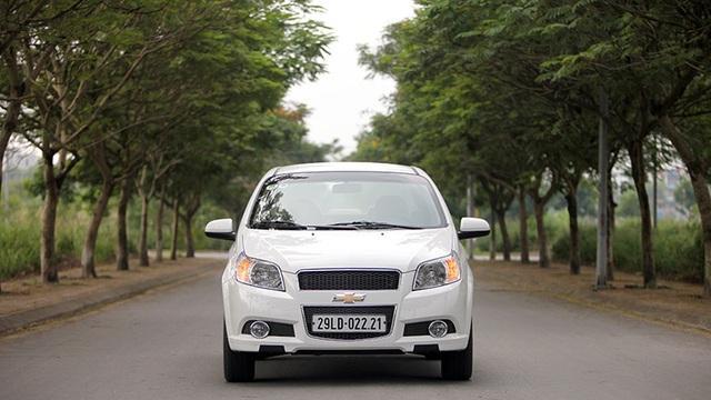 Trang bị động cơ mới phù hợp tiêu chuẩn Euro 4 tại Việt Nam