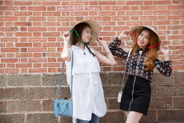Trong dịp Sarah sang Việt Nam lần này, Chi Pu hi vọng sẽ mang đến nhiều trải nghiệm bất ngờ cho người chị thân thiết.