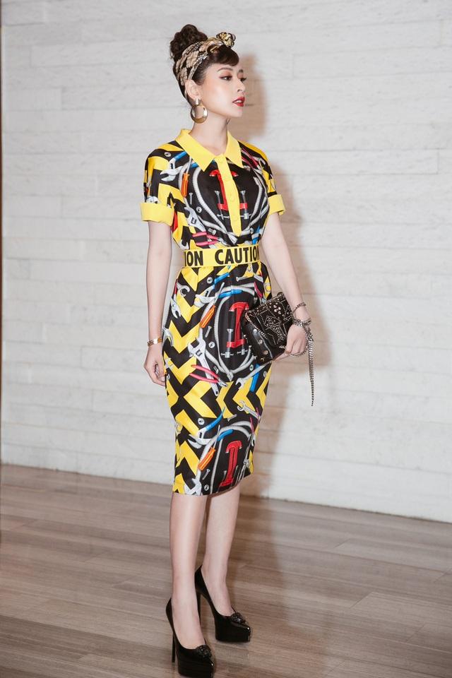 Đam mê thời trang và được nhận xét là có gu ăn mặc, Chi Pu cũng liên tục biến hóa và chịu khó thay đổi với rất nhiều phong cách khác nhau mỗi khi xuất hiện.