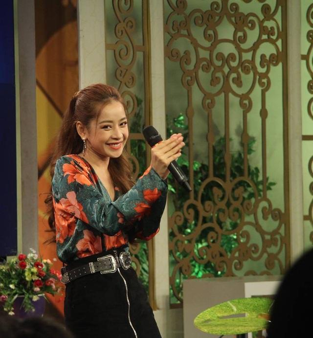 Việc Chi Pu đi hát đang gây nên nhiều tranh cãi.