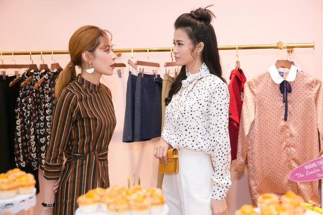 Đông Nhi vốn có mối quan hệ thân thiết với cô em Chi Pu