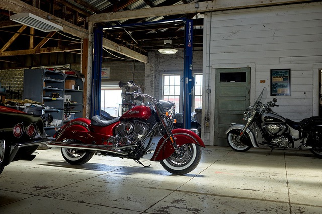Indian Chief-Classic 2018