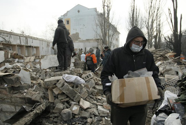 Hai bên đã cáo buộc nhau gây ra các cuộc tấn công làm nhiều người thiệt mạng, trong đó có các dân thường. (Ảnh: Reuters)