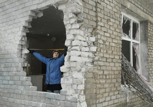 Theo Đài phát thanh Tự do châu Âu, ít nhất 35 người đã thiệt mạng do các cuộc giao tranh trong tuần trước. (Ảnh: Reuters)