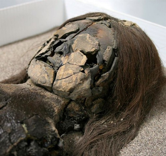 Những xác ướp lâu đời nhất thế giới đang bị phân hủy
