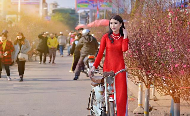 Những điểm chụp ảnh Tết đẹp long lanh của giới trẻ Hà thành - 4