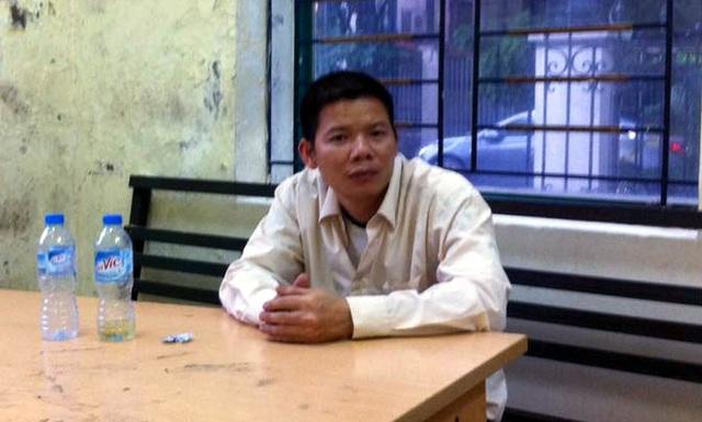 Đối tượng Tạ Đình Thái.