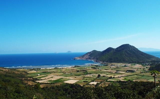 Một góc Vịnh Vân Phong, nằm ở phía Bắc tỉnh Khánh Hòa - Ảnh: Viết Hảo